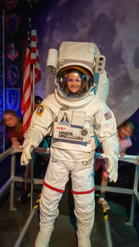 Nora the astronaught